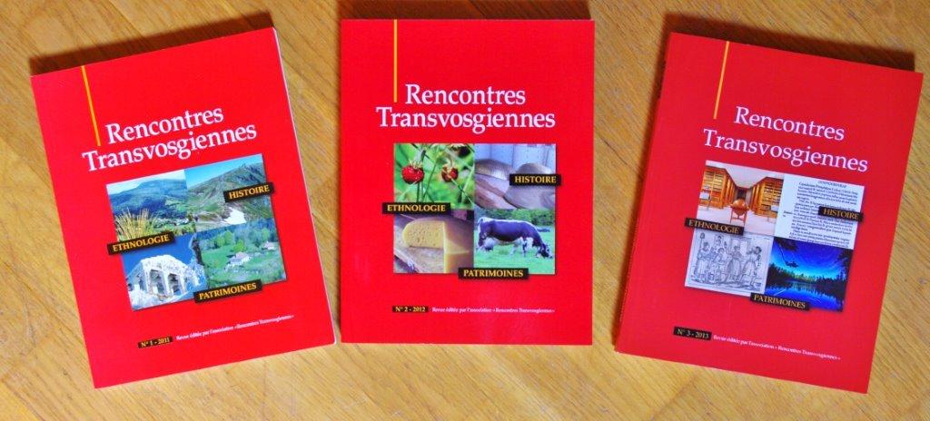 -publier chaque année, vers la mi-octobre, si les finances le permettent, une revue de qualité à vocation et contenu transvosgiens…