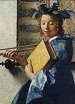 Clio, la muse de l'Histoire (Vermeer)