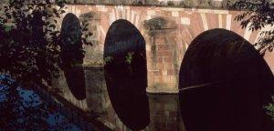 Le pont de Melisey
