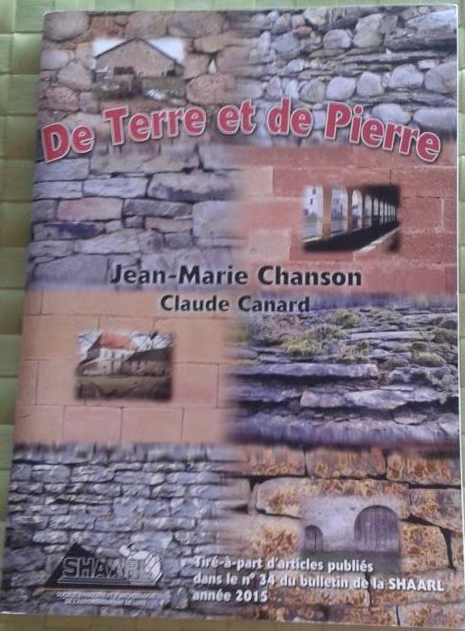 Tiré à part des articles de J.-M. Chanson et Claude Canard
