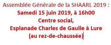 AG SHAARL 2019