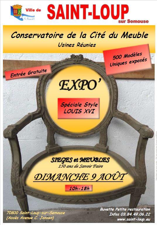 Exposition à Saint-Loup