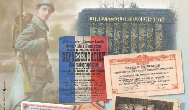 Exposition SHAARL : Première Guerre mondiale
